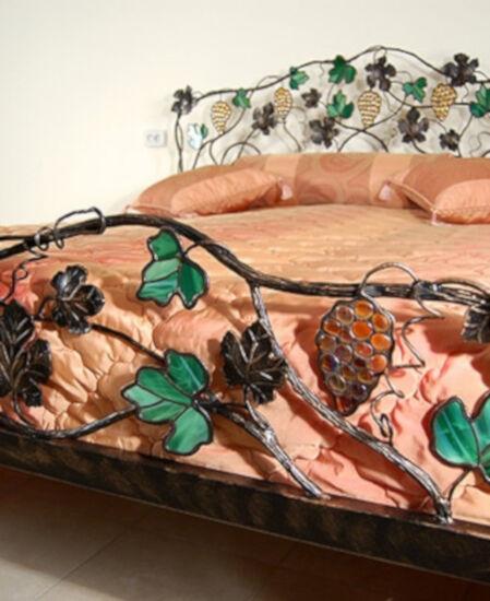 Кованые кровати в Сочи